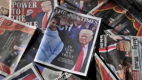 Избирателям Трампа не интересен «скандал» с Россией — СМИ