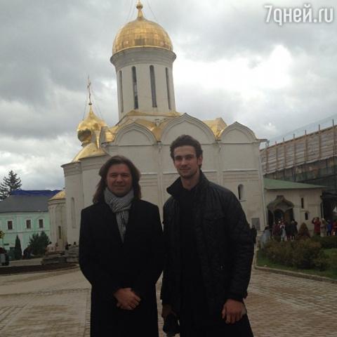 Дмитрий Маликов провел ночь …