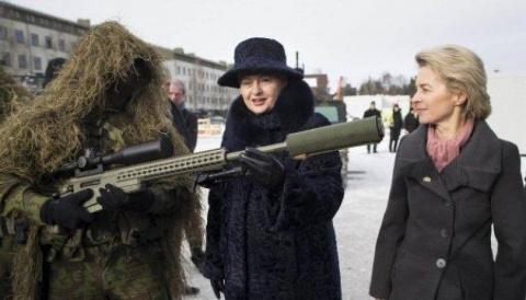 Отказ от НАТО дал бы Литве б…