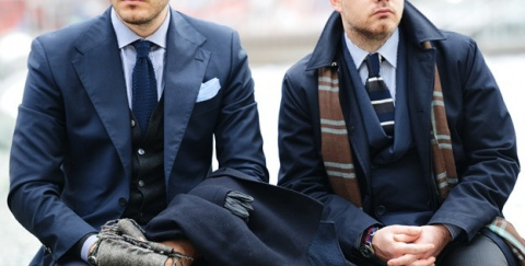 «Кодекс джентльмена» 27 правил…
