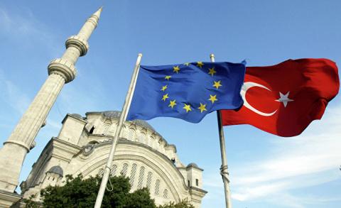 Турция призывает ЕС определиться с планами по ассоциации