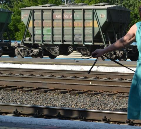 Полтора миллиарда убытков понесет Киев из-за российской обходной железной дороги