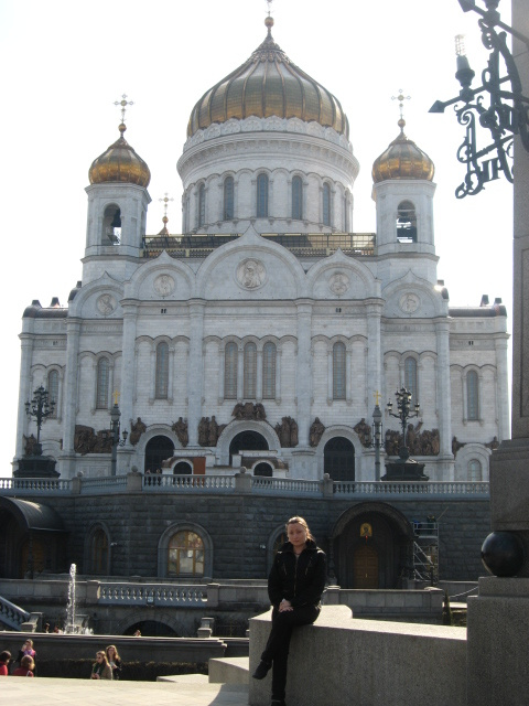 Х.Х.С. - Храм Христа Спасителя. г.Москва