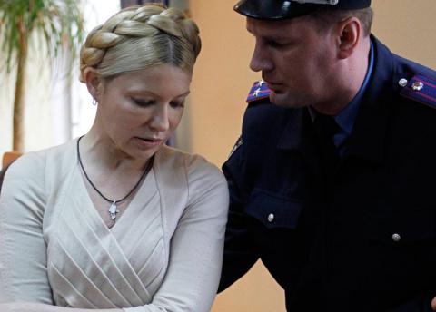 """Путин позвал Тимошенко """"сидеть"""" в России"""