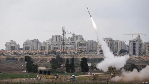 В Газу прибыли три иранских ракетчика