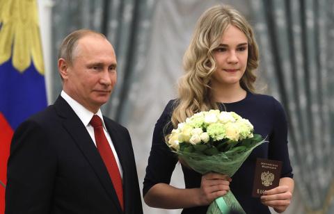 На праздновании Дня России в Москве собрались несколько сотен тысяч человек