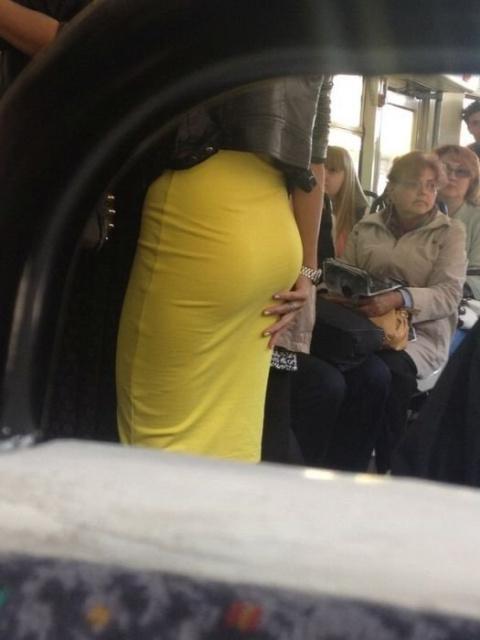 Юмор из общественного транспорта