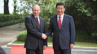 Россия и Китай вышли на «нов…