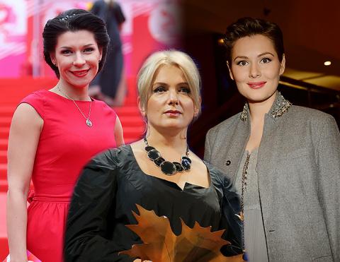 Сильные женщины российского …