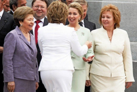 """Наши """"первые леди"""" — жёны руководителей СССР и России"""