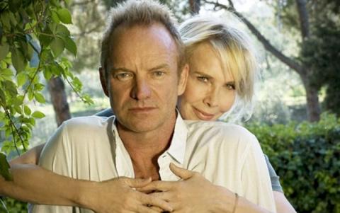Стинг и Труди Стайлер: любов…