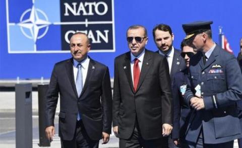 Эрдоган выйдет из НАТО в отм…