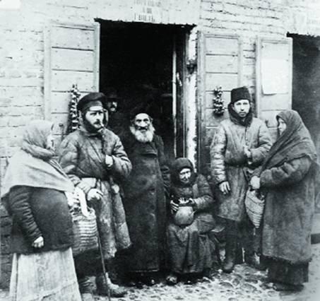 Русская армия и евреи накану…