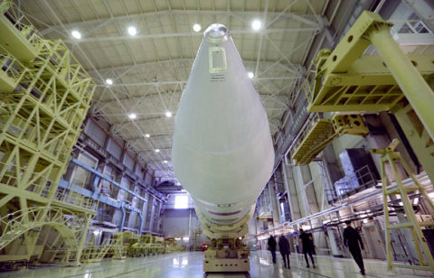 Для ракет «Ангара-А5В» и «Ан…