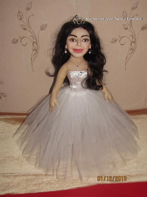 Мои портретные куклы