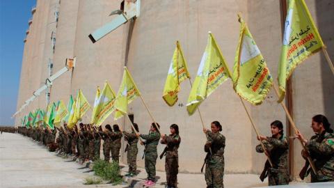 Сирийские курды призвали все страны мира остановить нападение Турции на Африн