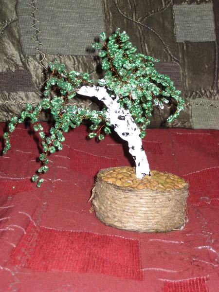 Это мое первое дерево