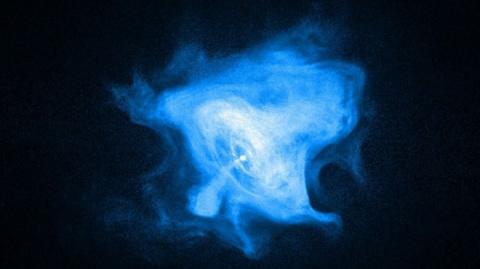 Японский спутник, возможно, нашел следы темной материи