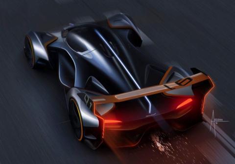 McLaren придумал 1150-сильны…