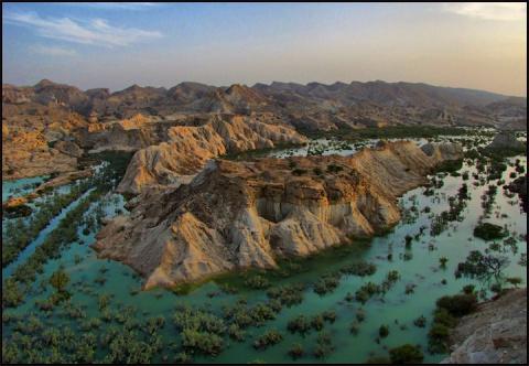 Уникальные природные ландшафты земли фото