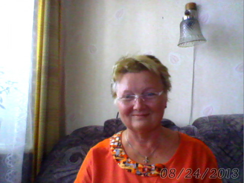 Tina Dulchevskaya