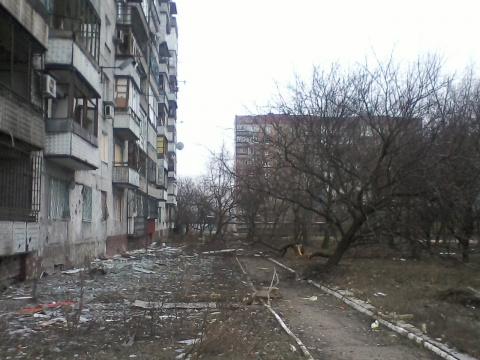 Донецк – кровавые слезы киев…