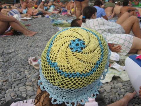 Серединка шапочки