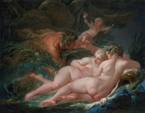 Современные художники в Лондоне покажут как подверглись влиянию Рубенса