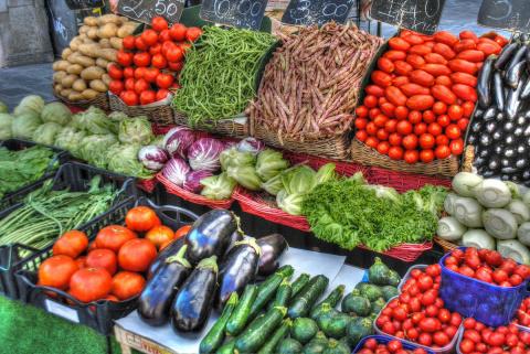 Как выбрать овощи и фрукты - маленькие полезные хитрости