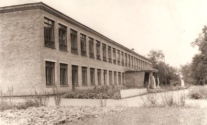 Вотилівська школа  70 - років XX ст.