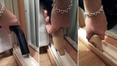 Рулон из-под туалетной бумаг…