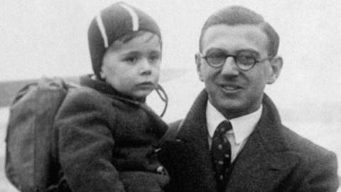 Мужчина, спасший во время Холокоста 669 детей, не знал, что вокруг него сидят спасенные им люди. Вот что произошло на телевизионном шоу…