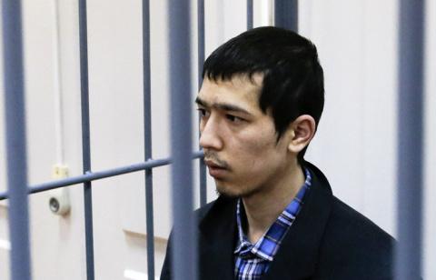Подозреваемый в организации теракта в Санкт-Петербурге признался лишь в своем участии