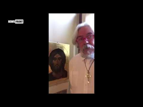 Глава итальянской православной Церкви поздравил Александра Захарченко с Днем рождения