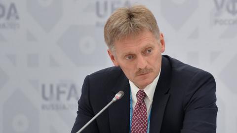В Кремле прокомментировали «атаку безумца», ранившего ножом в горло Фельгенгауэр