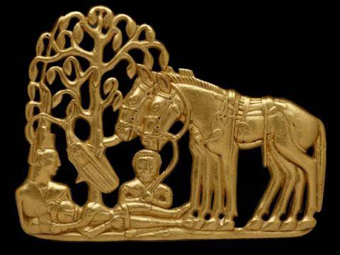 Выставка «Скифы: воины древн…