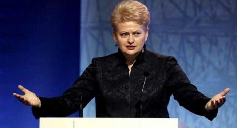 Литва стала виновницей серьё…