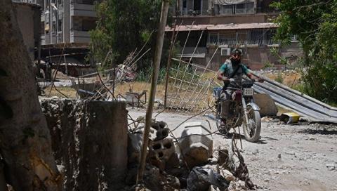 Сирийская армия готовится к …