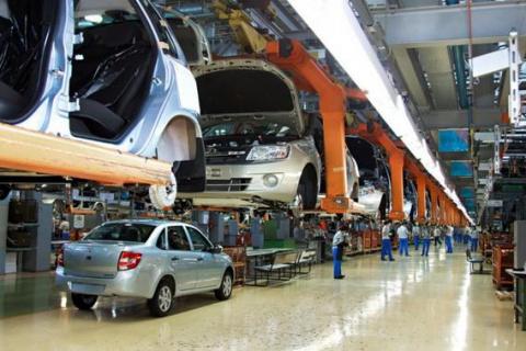 Минэкономразвития попросило 455 млрд рублей на поддержку автопрома