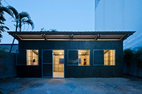 Антикризисный проект жилья