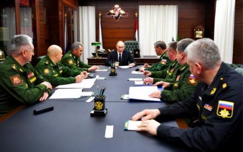 На Запад: Москва выбирает на…
