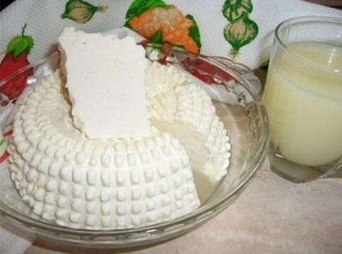 Вкуснейший сыр своими руками. Просто и быстро