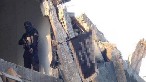 В результате воздушного удара по востоку Сирии погибли около 80 человек