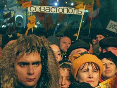 Британские СМИ возмущены отсутствием негров на Майдане