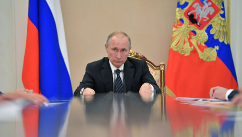 Путин предложил повысить МРО…