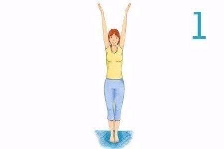 Йога для здорового позвоночника Находиться в каждой позе 30 секунд @m_lifehack  @m_lifehack...