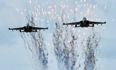 «Искандеры» и российская ави…