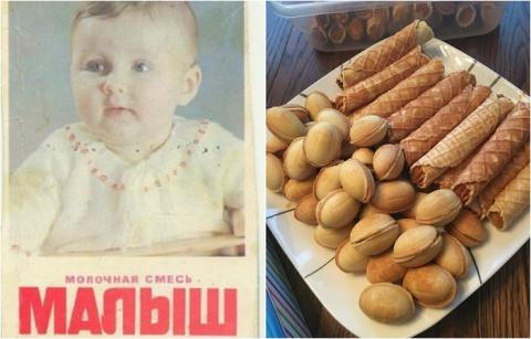 Как это было: 24 любимых деликатеса, на которых выросли советские дети