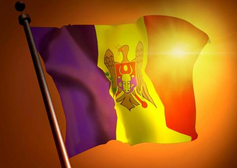 Молдавские военные вместе с …
