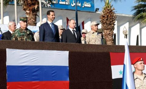 Американцы разрешают Асаду п…